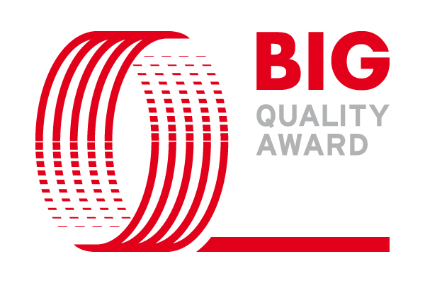 BIG Quality Award
