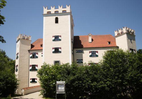 Im Historischen Schloss Marienkirchen Fand Im November Das Letzte BIG Impulse Netzwerktreffen Statt. Eingeladen Hatte Die Lindner GFT GmbH.