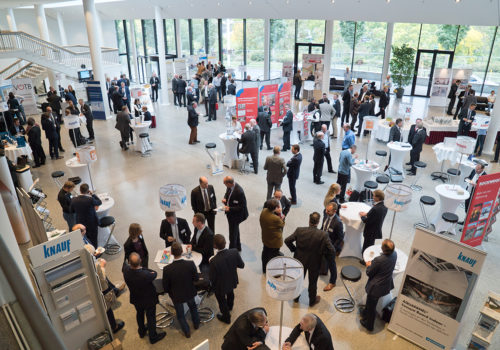 Das Forum Zukunft Trockenbau In Berlin
